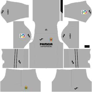 Villarreal CF Goalkeeper Third Kit
