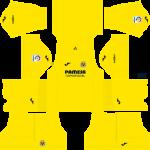 Villarreal CF DLS Kits 2021
