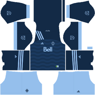 Vancouver Whitecaps FC Away Kit