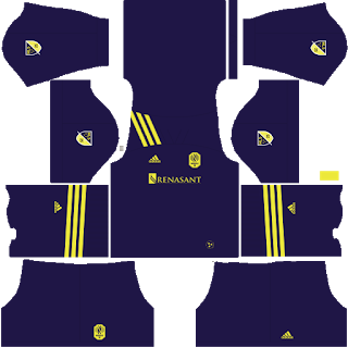 Nashville SC Away Kit