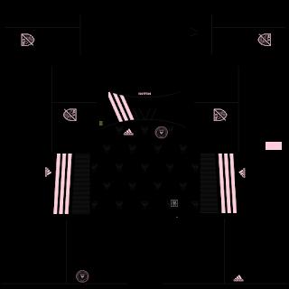 Inter Miami CF Away Kit