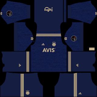 Fenerbahçe SK Away Kit
