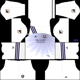 Orlando City SC Away Kit