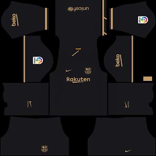 BarcelonaAway Kit