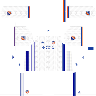 FC Cincinnati Away Kit