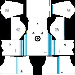 Minnesota United FC Away Kit