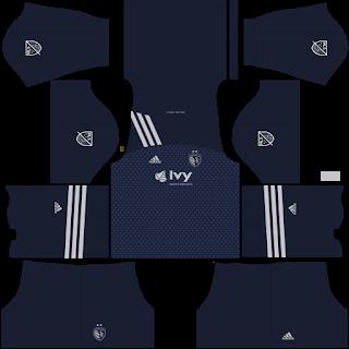 Sporting Kansas City Away Kit