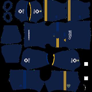 Boca Juniors Forth Kit