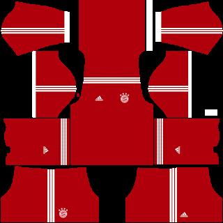 Bayern Munich Forth Kit