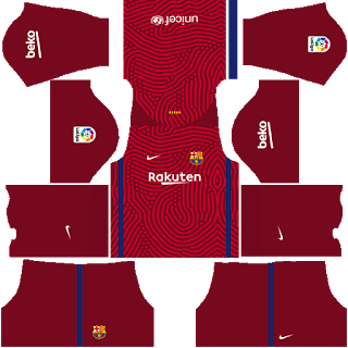 Barcelona GoalkeeperAway Kit
