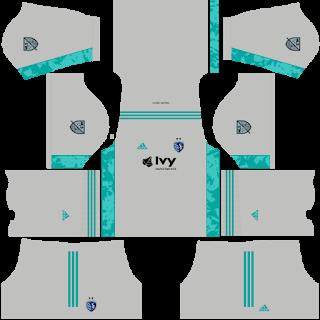 Sporting Kansas City Goalkeeper Away Kit