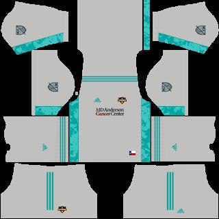 Houston Dynamo FC Goalkeeper Away Kit
