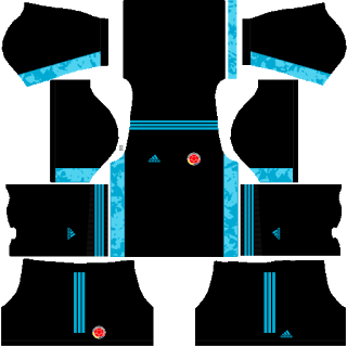 Colombia Copa América 2021 Goalkeeper Away Kit