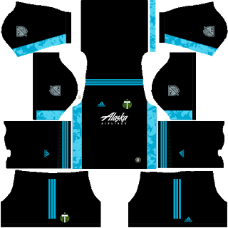 Portland Timbers Goalkeeper Home Kit