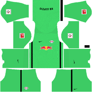 RB Leipzig Goalkeeper Home Kit