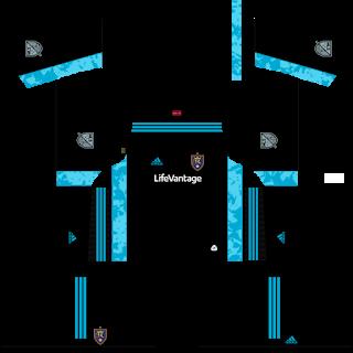 Real Salt Lake Goalkeeper Home Kit