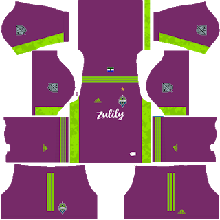 Seattle Sounders FC Goalkeeper Home Kit