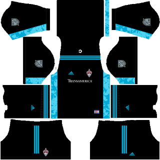 Colorado Rapids Goalkeeper Third Kit