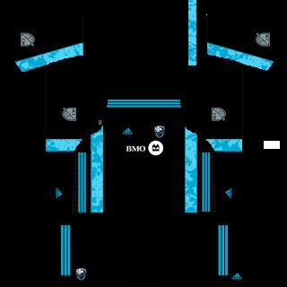 Montreal Impact Goalkeeper Third Kit