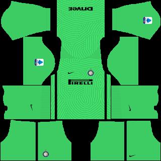 Inter Milan Goalkeeper Third Kit