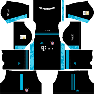 Bayern Munich Goalkeeper Third Kit