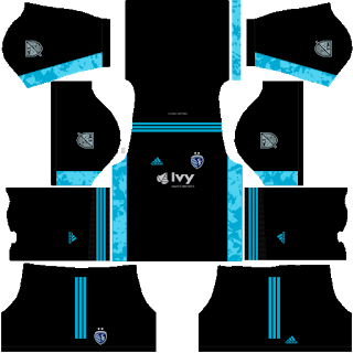 Sporting Kansas City Goalkeeper Third Kit