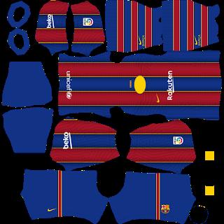 Barcelona DLS Kits 2021
