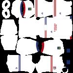 Olympique Lyonnais DLS Kits 2021