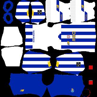 FC Porto DLS Kits 2021