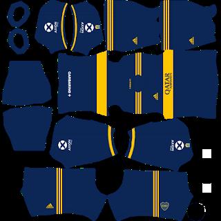 Boca Juniors DLS Kits 2021