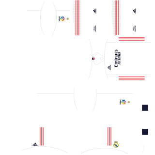 Real Madrid DLS Kits 2021