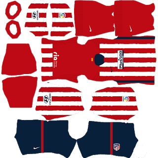 Atletico Madrid Dls Kits 2021 Dream League Soccer Kits 2021