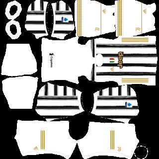 Juventus DLS Kits 2021