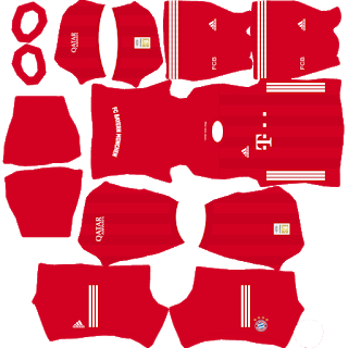 Bayern Munich DLS Kits 2021