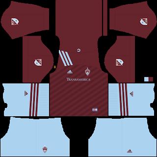 Colorado Rapids DLS Kits 2021