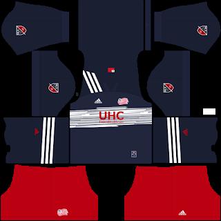 New England Revolution DLS Kits 2021