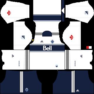 Vancouver Whitecaps FC DLS Kits 2021