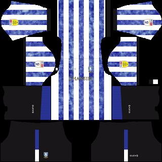 Sheffield Wednesday FC DLS Kits 2021