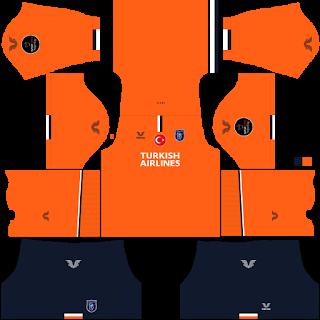 Istanbul Basaksehir FK DLS Kits 2021