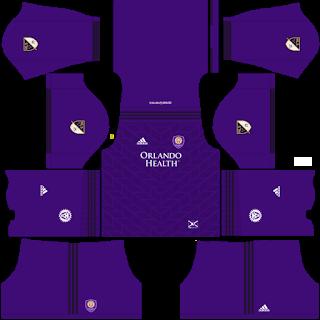 Orlando City SC DLS Kits 2021