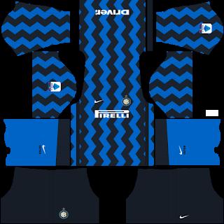 Inter MilanHome Kit
