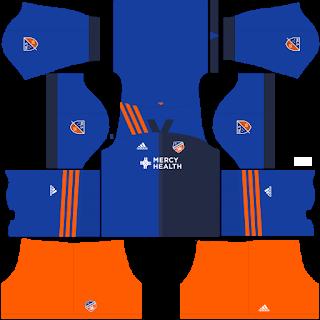 FC Cincinnati DLS Kits 2021