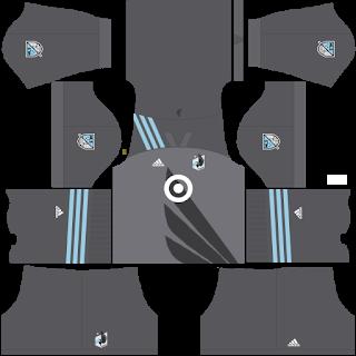 Minnesota United FC DLS Kits 2021