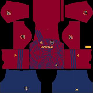 Real Salt Lake DLS Kits 2021