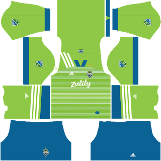 Seattle Sounders FC DLS Kits 2021