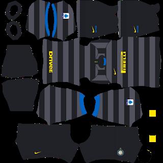 Inter Milan Third Kit