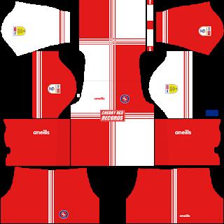 Wycombe Wanderers FC Third Kit