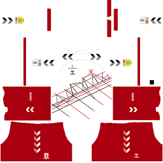 Middlesbrough FC Third Kit