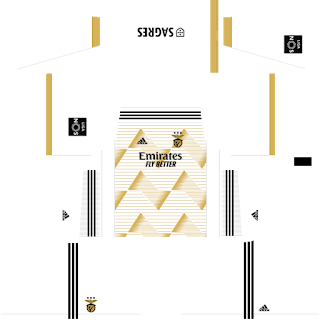 SL Benfica Third Kit