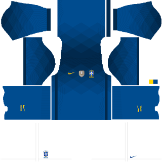 Kit Fora da Copa América 2021 do Brasil